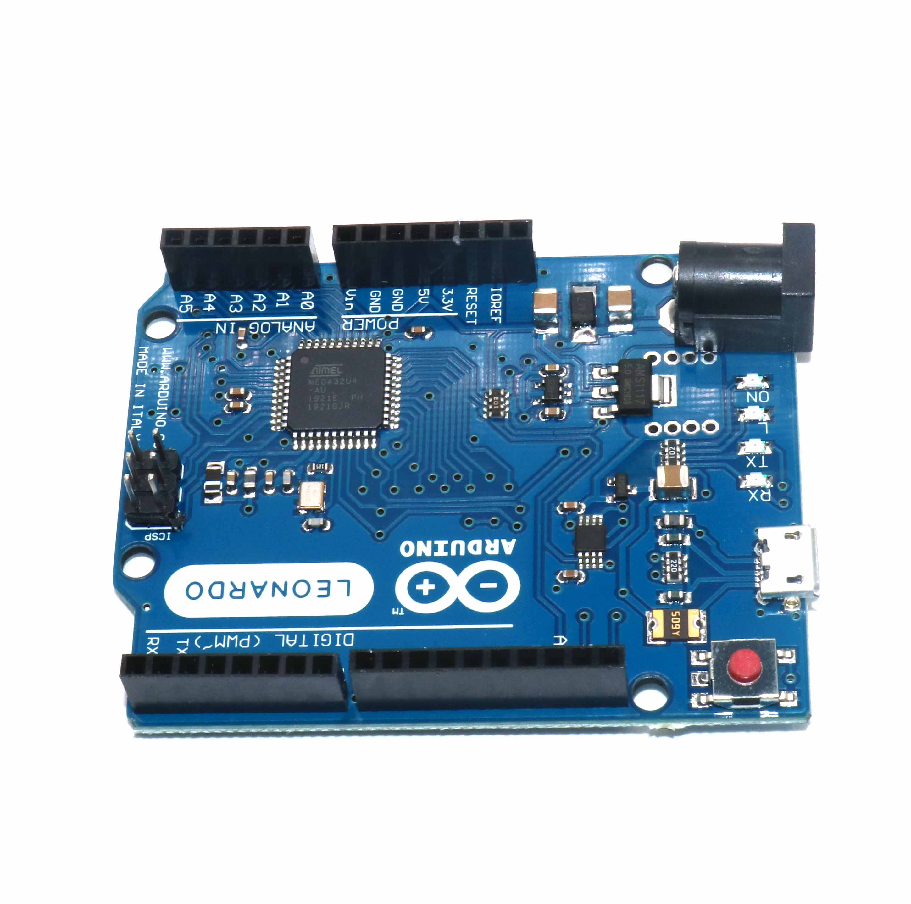 Микроконтроллер Atmega32u4 макетная плата для Leonardo R3