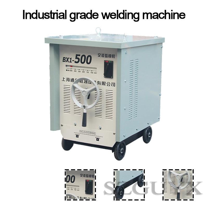 380V Three-phase AC Arc Welding Machine Industrial Grade AC Copper Core Welding Machine Steel Bar Butt Welding Machine