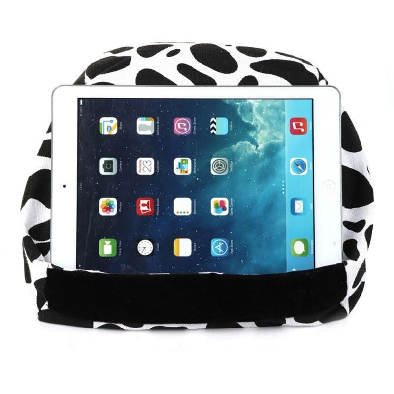 Nouvellement universel oreiller support de tablette doux Stable support de lecture support pour iPad Kindle HuaWei M6 SamSung Tab Xiaomi Pad 4