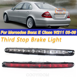 COOYIDOM 2118201556 LED Rear Stop Lamp Third Stop Brake Light Lamp For Mercedes Benz E Class W211 2003  2005 2006 2007 2008 2009
