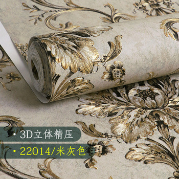 TV background wall paper luxuryHigh quality European 3d relief embossed Damascus non-woven wallpaper bedroom living room 3d embossed non woven wallpaper european style damascus wall coverings bedroom living room damask background wall paper rolls