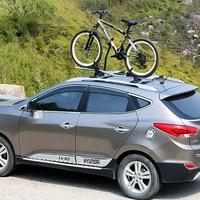 Bike Bicycle Rack Fix Roof Top Bike Car SUV Racks Carrier Quick Install Bike Roof Rack MTB Mountain Road Bike Accessory