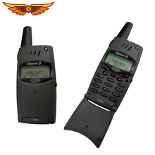 Original Ericsson T28s Unlocked Feature Phone 2G GSM Black Color Mobile Phone Refurbished Cellphone