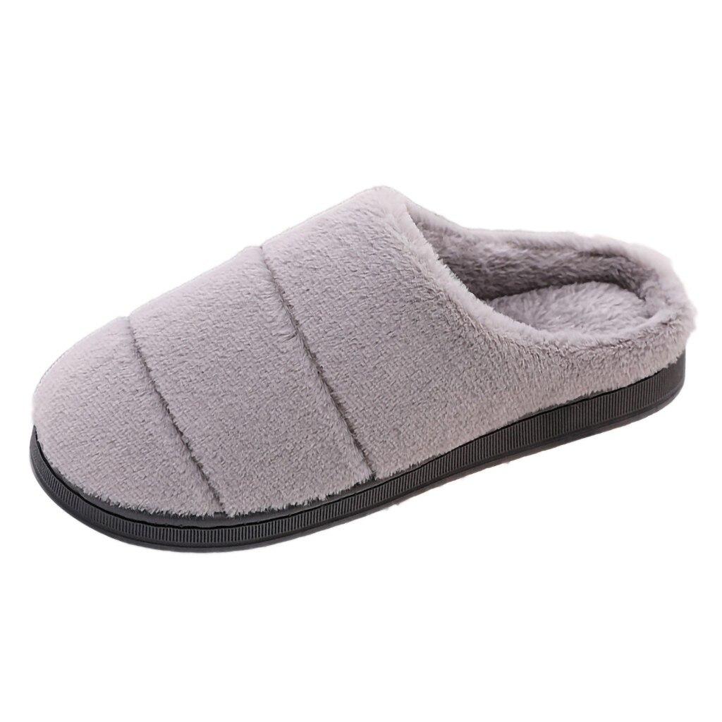 Hb1da60180da14057b9fba44e048ab6c4o Pantufa masculina e feminina, chinelo de pelo e listrado para casa, inverno 2020 sapatos pantufa