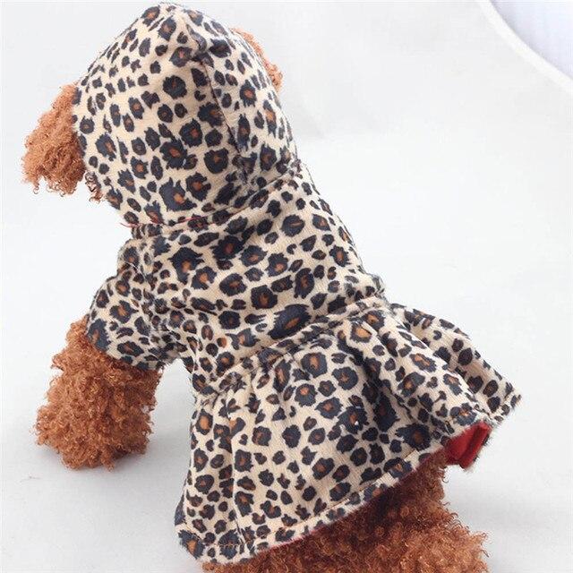 Leopard Hoodie  3