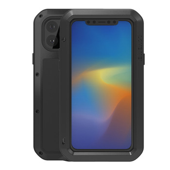 Metal Armor Case For iPhone 11 Shockproof Rugged Full Body Cover for iPhone 11pro Max Anti-knock Rugged Cases for iPhone 11 Pro фото