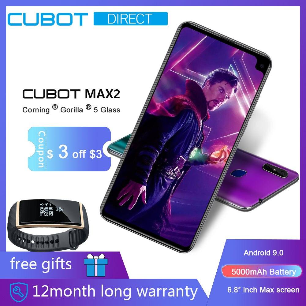 Blackview P10000 Pro 5 99 FHD Full Screen 4GB 64GB MT6763 Octa Core Smartphone 11000mAh BAK