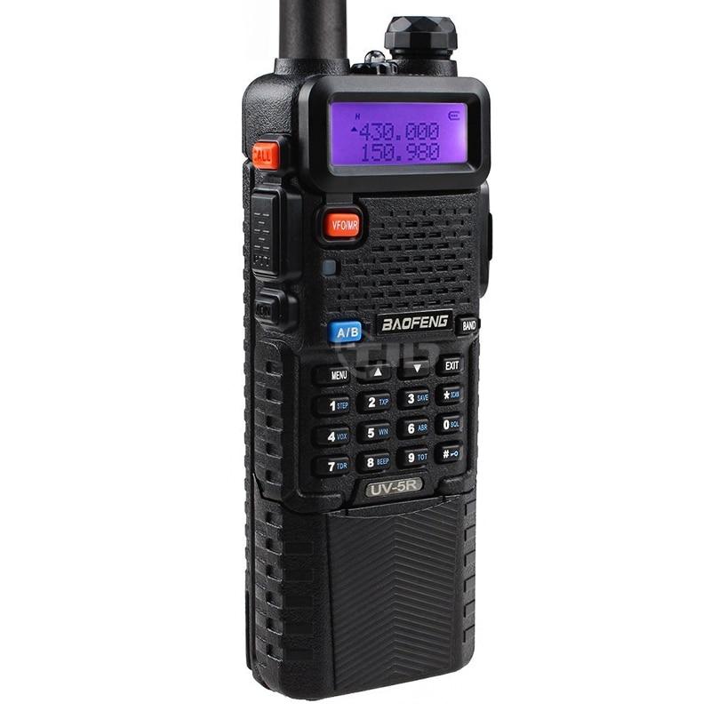 Baofeng Walkie Talkie uv 5r 3800 Dual Band VHF UHF 136-174/400-520mhz Two-way Radio walky talky uv-5r Radio Station 3
