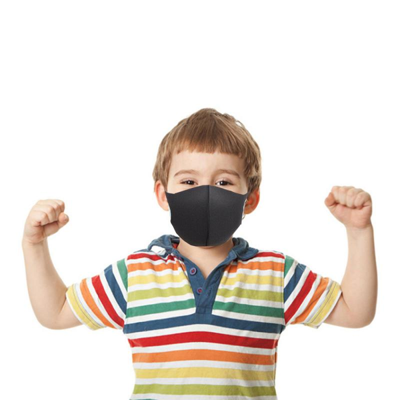 Cotton Children Mouth Mask Kids Anti Haze Reusable Mask Anti Dust Mouth-Muffle Respirator Face Masks PM2.5  Protective Mask