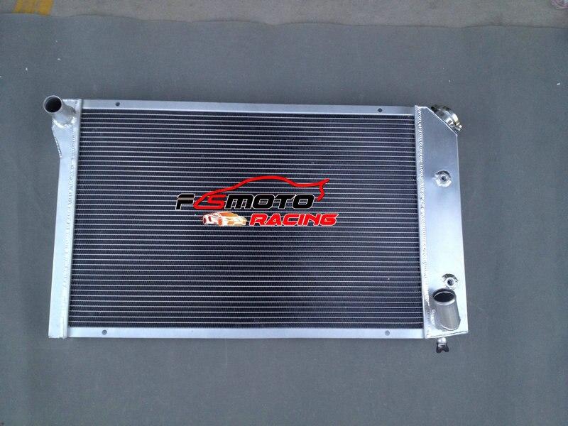 3 ROWS ALUMINUM RADIATOR for 1984-1990 Corvette SMALL BLOCK V8 S10 V8 AT MT