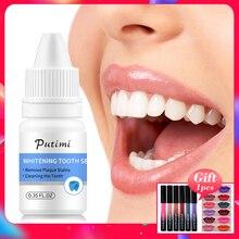 Whitening Teeth Dental Tartar Removal Bleaching Teeth Whitener Dentistry Dental Stain Oral Hygiene Cleaning Serum Makeup Gift