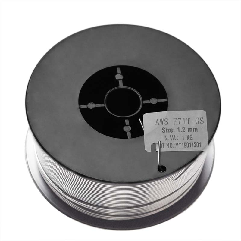 A5 20 2mm 9 0 E71T 0 Welder 0 Wire Mig Steel Gas 1Pc 1 Wire 1kg Mig For Without Welding 1 8 Gasless Cored GS Welding Tool Flux