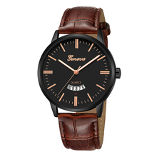 Hot Fashion Style Leather Man Band Watch Hodinky Men Casual Quartz Wrist Watch Simple Modern Business Clock Gift Saats relogio casual men s watch fashion male quartz clock black business leather watchband water resistant man wrist watch precise time hour
