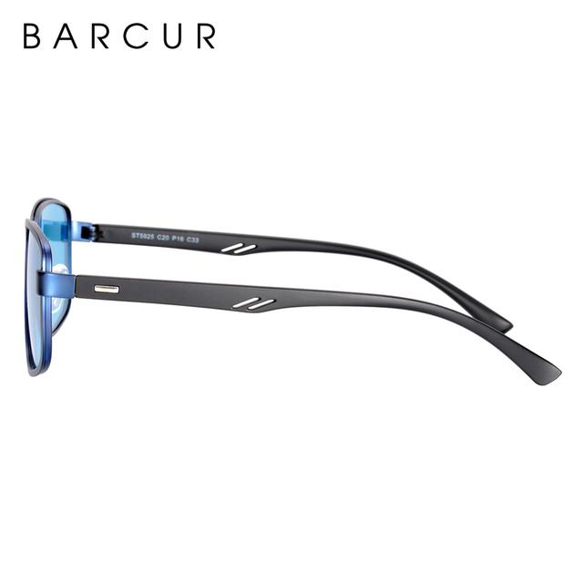 Gafas De Sol polarizadas De acero inoxidable TR90