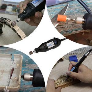 Image 5 - 130w elétrica mini broca de velocidade variável ferramenta rotativa dremel estilo gravura máquina de polimento perfuração com acessórios para diyer