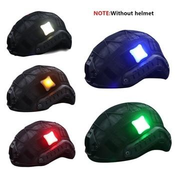 Outdoor Tactical Signal LED Light Indicators Helmet Light Survival Lamp Waterproof Military Molle Hunting Vest LED Light 1
