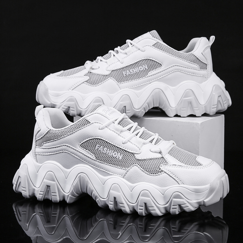 Men Casual Shoes Sneakers Lightweight Lace Up Hombre Men Trainers Autumn 2020 Flat Shoes Male Footwears Zapatos Hombre Dropping