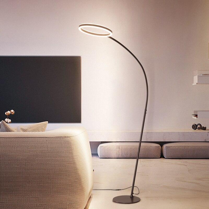 Best Offer #16868 - Nordic Design Dimming LED Floor Lamp ...