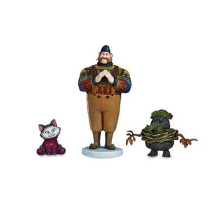 Image 5 - 10Pcs/set Frozen2 Snow Queen Elsa Anna  PVC Action Figures Olaf Kristoff Sven Anime Dolls Figurines Kids Toys For Children Gifts