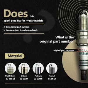 Image 5 - Bujía de encendido de iridio para Toyota, Nissan, Honda, Hyundai, Kia, mercedes benz, IK16 5303, 4 Uds., IK16 5303
