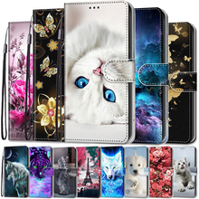 Wallet Leather Case For Samsung Galaxy A51 A71 A01 A21 A70S
