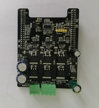 X NUCLEO IHM08M1 V4 Selbst made Bord BLDC PMSM Motor FOC Stick