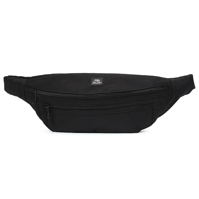 Popular Brand Wallet Men And Women Fashion Chest Pack Trend Casual Multi-functional Shoulder Bag Simple Mini Messenger Bag