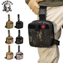 Тактическая Сумка для ног west bag водонепроницаемая военная