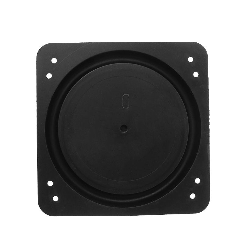 Bass Radiator Passive Radiator Speaker Rubber Auxiliary Bass Vibration Membrane For Subwoofer DIY 76x76mm