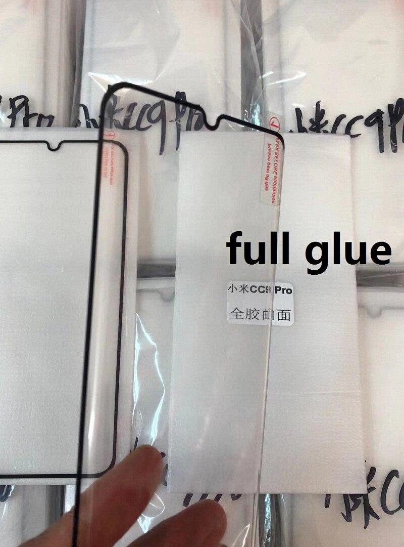 Закаленное стекло 9D с полным покрытием для Xiaomi 10pro note10lite, пленка для экрана Xiaomi mi Note10pro, cc9pro