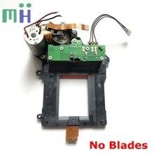 Peça sobressalente para nikon d7000 d7100 d7200, unidade de obturador (sem lâmina) com motor de montagem, componente de câmera, reparo