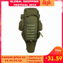 Outlife Outdoor Backpack Rucksack Trekking Tactical-Bag Hunting-Shooting Traveling Military