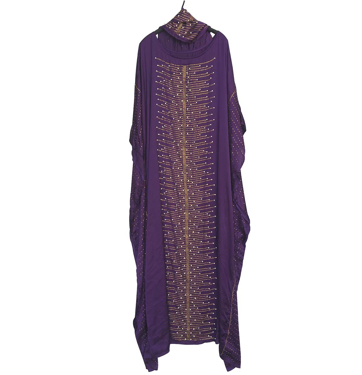 Image 4 - African Dresses For Women 2019 Africa Clothing Muslim Long Dress High Quality Length Fashion African Dress For Lady-in Africa Clothing from Novelty & Special Use
