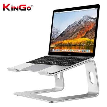 Kingo Suporte De Alumínio Laptop Stand Pratapara computador notebook xiaomi ryzen gamer Surface Macbook M1