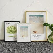 Cadre Photo mural classique, minimaliste, cadre Photo de bureau, pour certificat Pleixglass