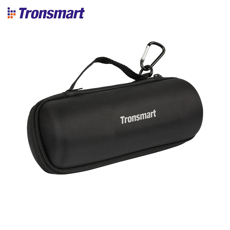 Durable Protective Carrying Case EVA Exterior Waterproof Travel Bag Cover For Tronsmart Element Force T6 Plus Bluetooth Speaker