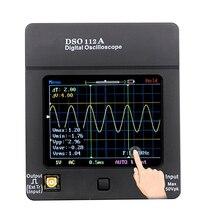 DSO112A на тонкопленочных транзисторах на тонкоплёночных транзисторах Мини цифровой осциллограф Портативный USB осциллограф Интерфейс 2 МГц 5msps с Сенсорный экран ALI88