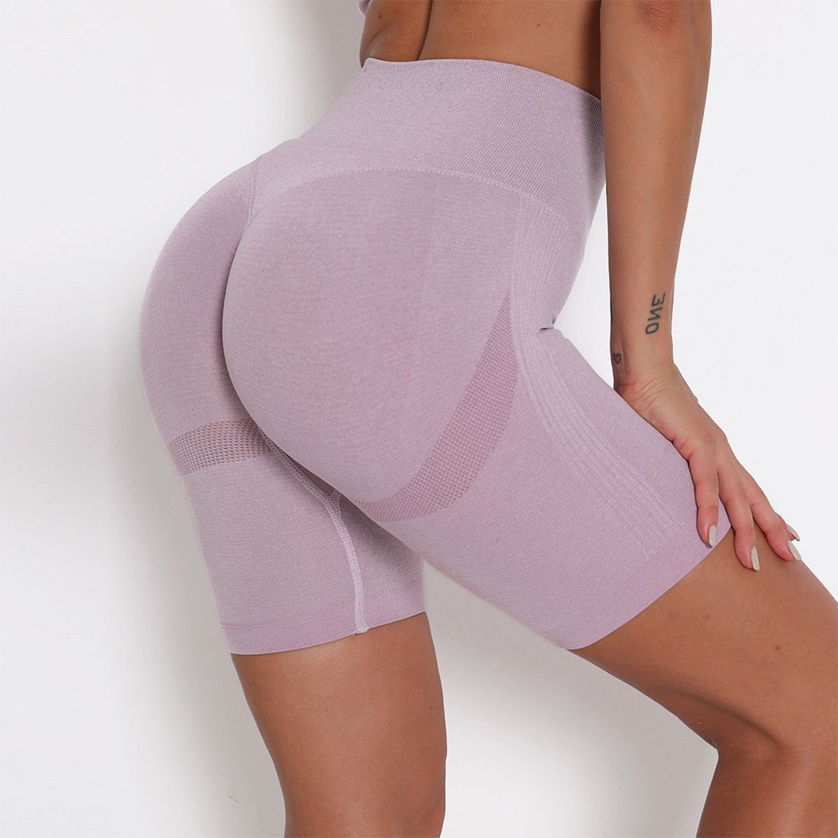 Light Purple Shorts