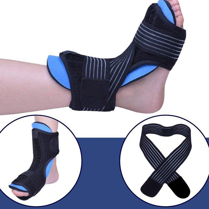 Plantar Fasciitis Night Splint + Ball Practical Best Selling Arch Sprain Memory Cotton Aluminum Splint Relieves Achilles Tendon