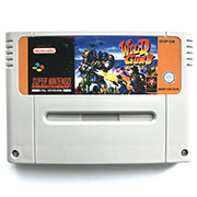 Wild Guns for pal console 16bit  game cartidge EU Version