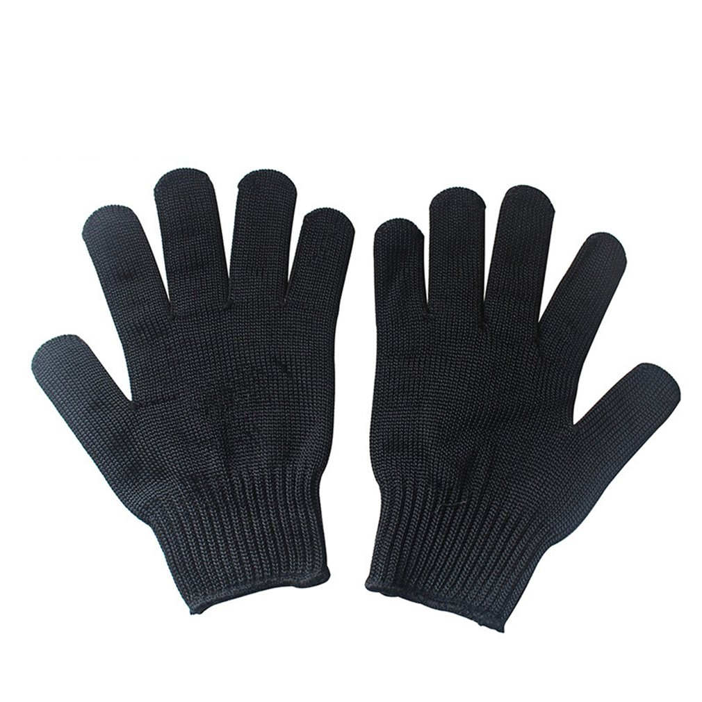 Anti-cut Gloves Cut Proof Stab Resistant Level 5 Protection Food Grade Safety Gloves Anti-slip Kitchen Cuts Gloves