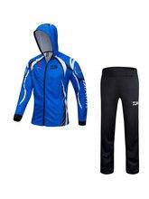 Летняя одежда для рыбалки daiwa 2020 мужские рубашки и штаны