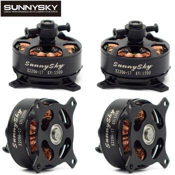4pcs/lot Sunnysky X2206 1500KV/1900KV Outrunner Brushless Motor for RC Quadcopter Multicopter