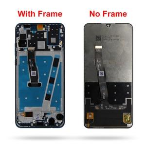 Image 3 - מקורי עבור Huawei P30 לייט Lcd תצוגת נובה 4e מגע מסך Digitizer MAR LX1 LX2 AL01 החלפת חלק