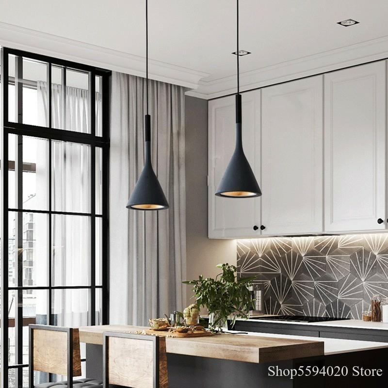 moderno led luzes pingente cozinha para sala 04