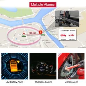 Image 5 - Rastreador GPS para coche TKStar TK905, localizador GPS resistente al agua, con imán fuerte, con control de voz, 90 días de batería