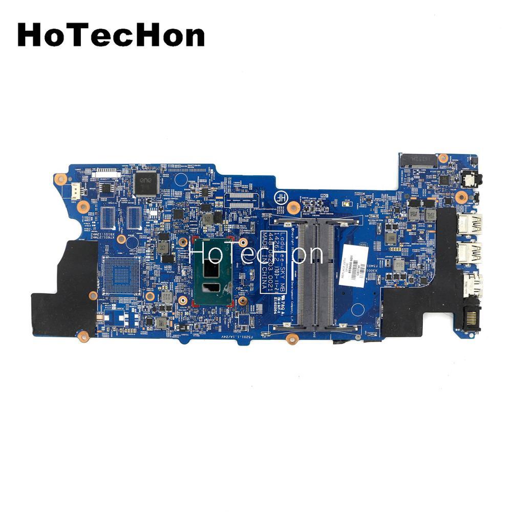 859660-601 UMA материнская плата 448.06203.0021 w/ i7-7500u для HP X360 15-W 15-W237CL