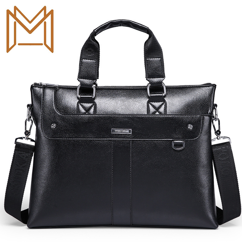 Male Package Men's Business Affairs Package Single Shoulder Span Handbag Man Bag