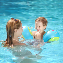 Baby Inflatable Arm Floating Children Sleeves Swim Ring Kids Summer Swim Circle Ring Trainer Swim Inflatable Accessories Pool