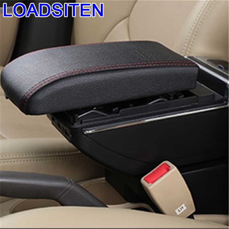 Modification Modified Interior Arm Rest Car Styling Armrest 02 03 04 05 06 07 08 09 10 11 12 13 14 15 FOR Volkswagen Polo|Armrests| |  - title=